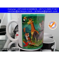 mugs full color